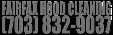 Fairfax Restaurant Hood Cleaning